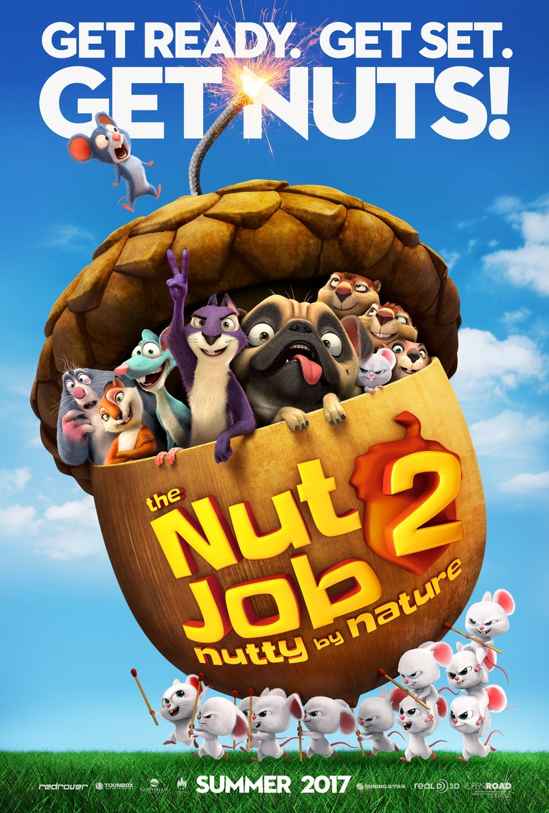 The Nut Job 2: Nutty by Nature